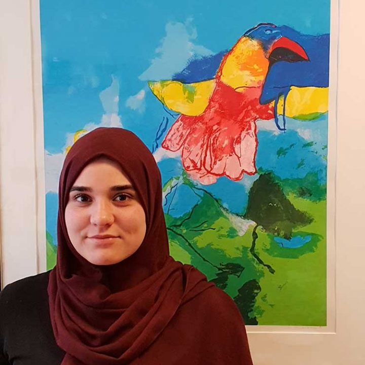 Sumayra Duran | Team Huisartsenpraktijk Otaredian & Ramdin