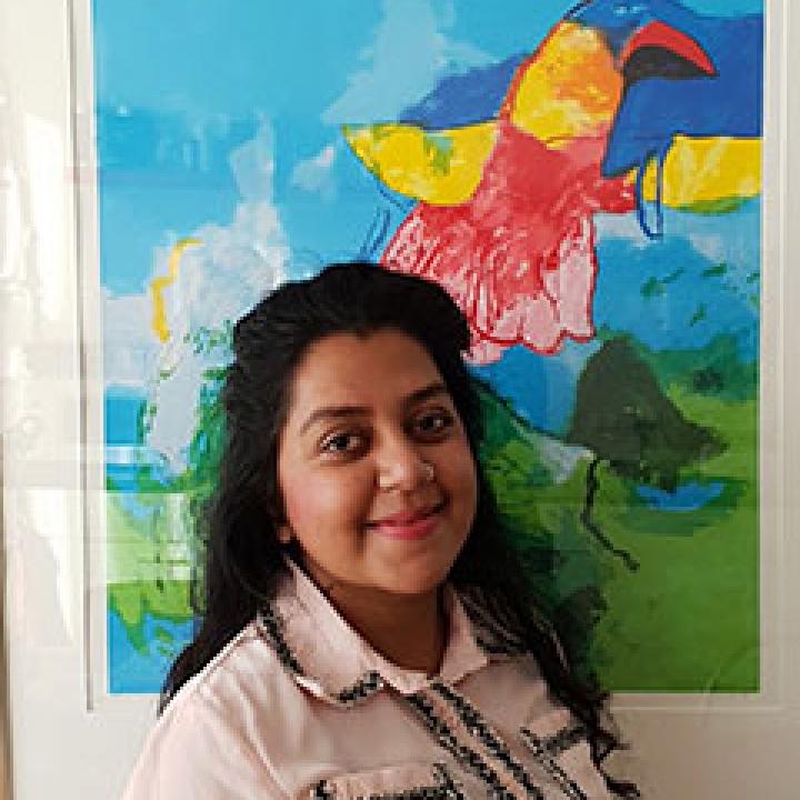 Ratisha Chotoe | Team Huisartsenpraktijk Otaredian & Ramdin